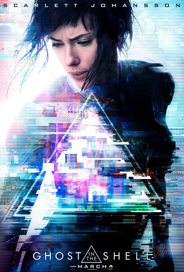 Film: Ghost in the Shell (2017)